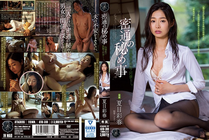 ATID-308 Natsume Iroha SEX Business Trip - 720HD