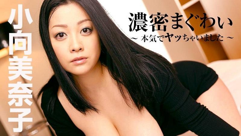 Caribbeancom 122617-564 Minako Komukai - 720HD