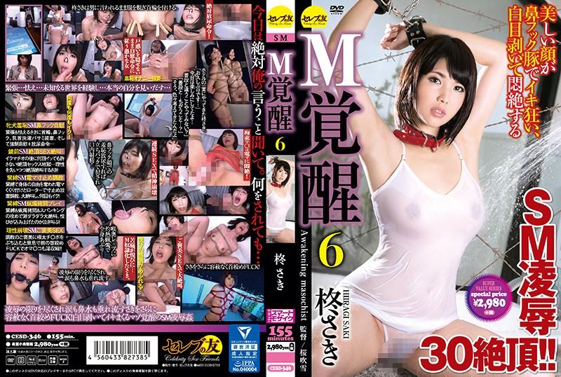CESD-346 Hiiragi Saki Awakening - 720HD