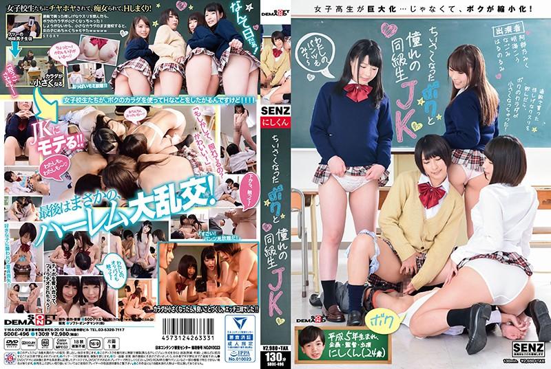 SDDE-496 Abeno Miku Nagomi Akemi Kou Haruno Rumi - 720HD