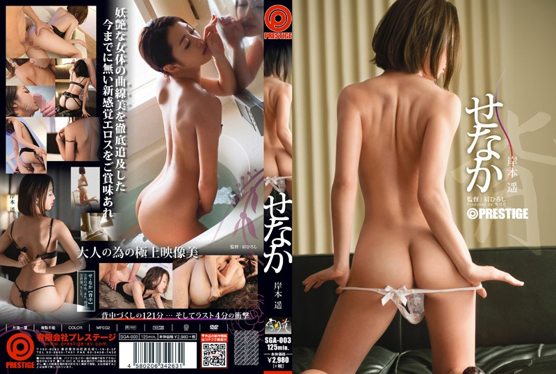 SGA-003 Kishimoto You Back - 720HD