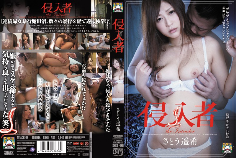 SHKD-480 Haruki Sato Intruder - 720HD