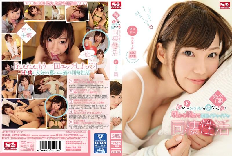 SNIS-809 Tsubasa Flirting Cohabitation - 1080HD